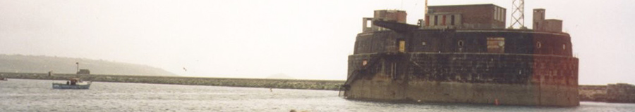 Breakwater Fort